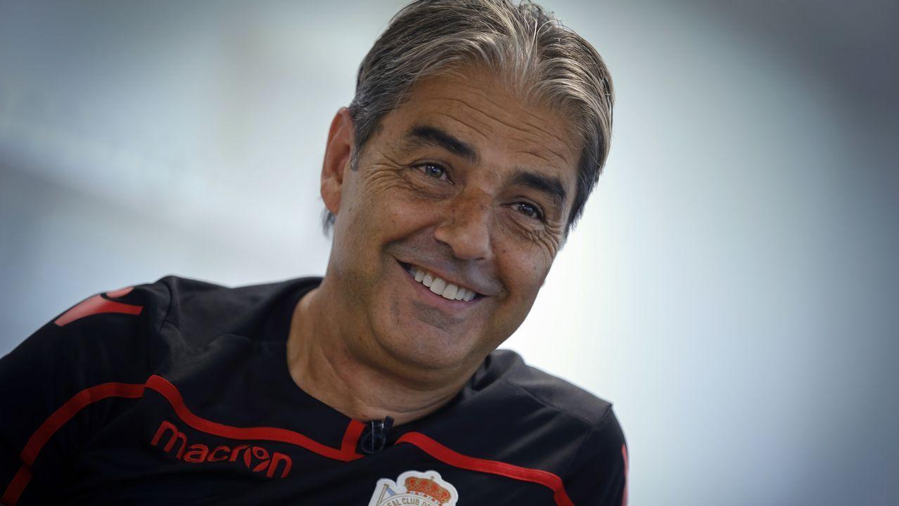 Imanol Idiakez en La Romareda