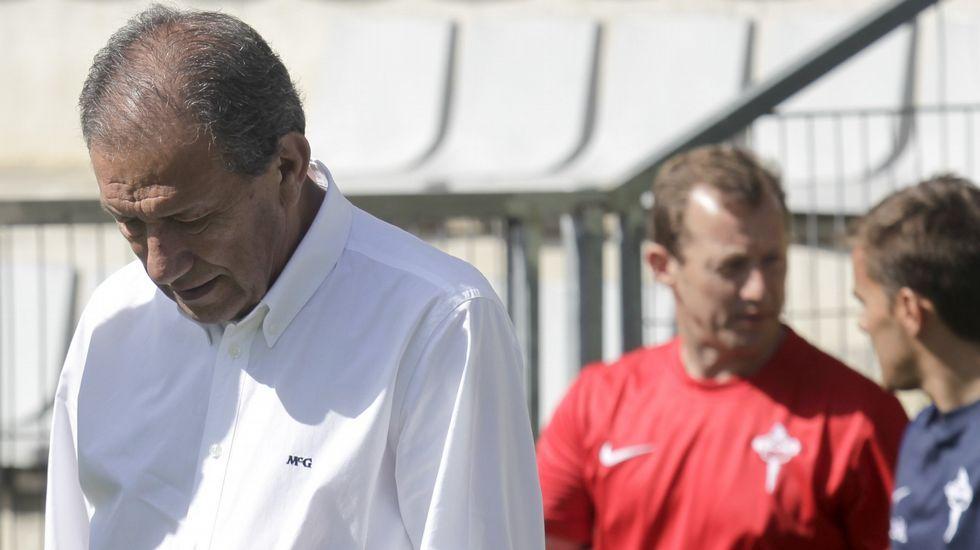 Silveira prescinde de Manolo García tras una temporada en el cargo