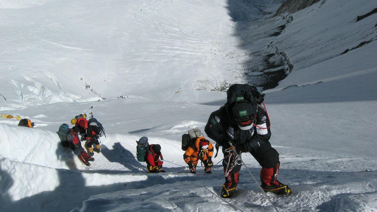 El Everest,el basurero más alto del mundo