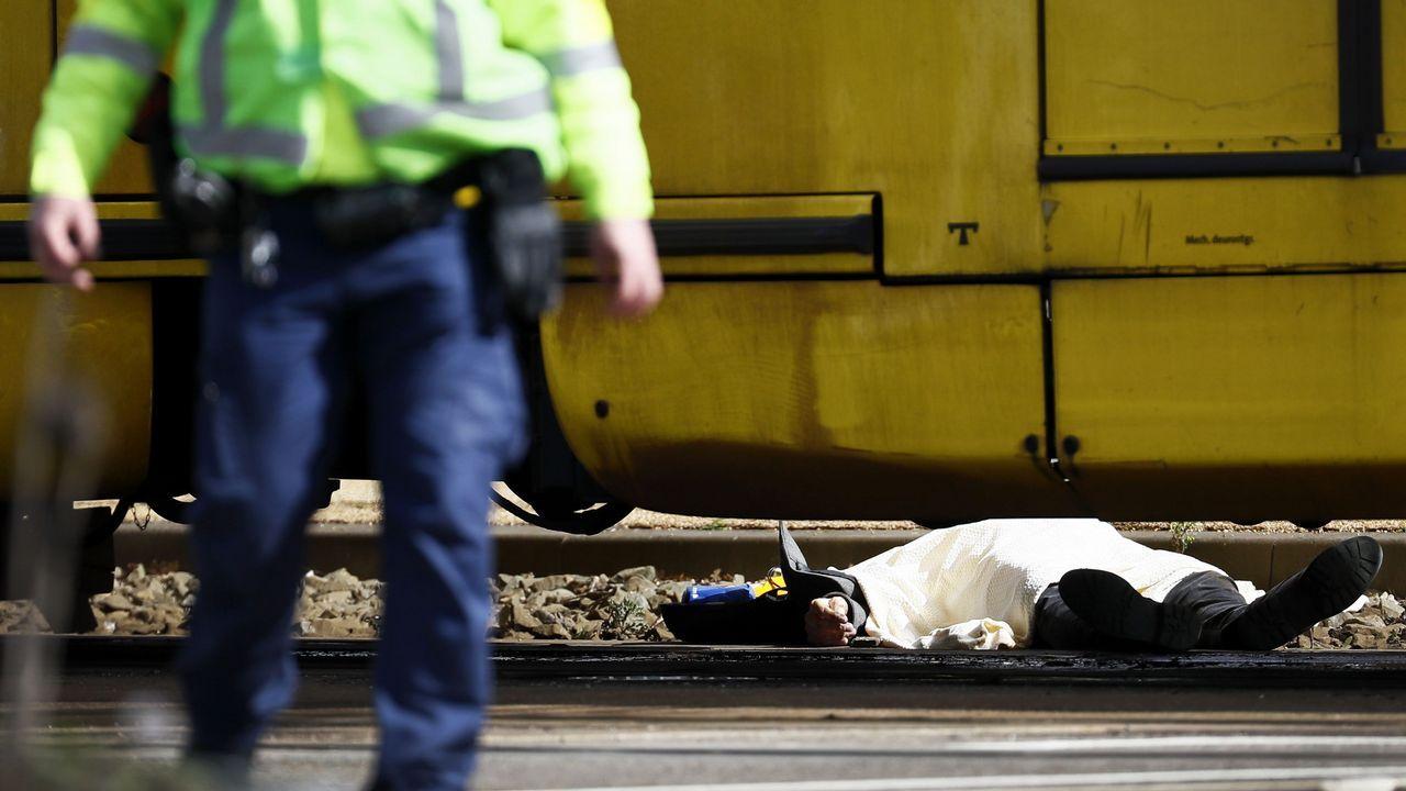 Una de las víctimas del tiroteo en el tranvia estacionado en la plaza 4 de Octubre, de Utrecht