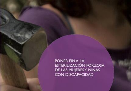 Familias asturianas piden ampliar la unidad de Neuropediatría del HUCA.Campaña para poner fin a la esterilización forzosa de las muejres y niñas con discapacidad