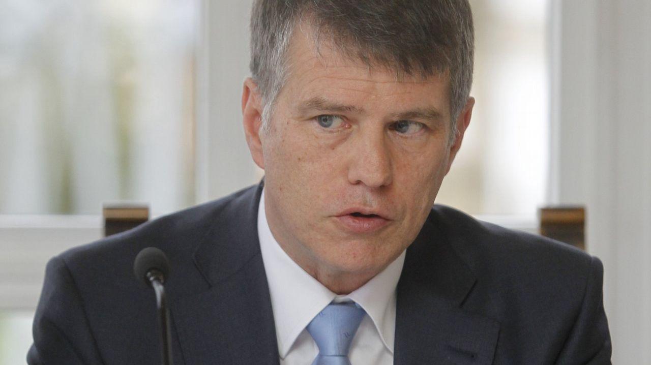Rafael Suárez, actual director de Navantia Fene-Ferrol