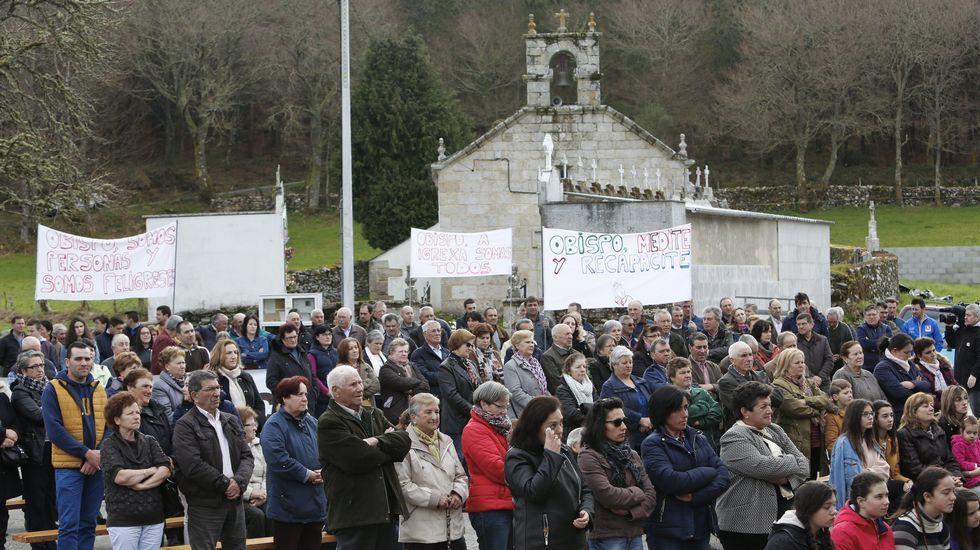 Don Ramón vuelve a dar misa -virtualmente- en Guitiriz