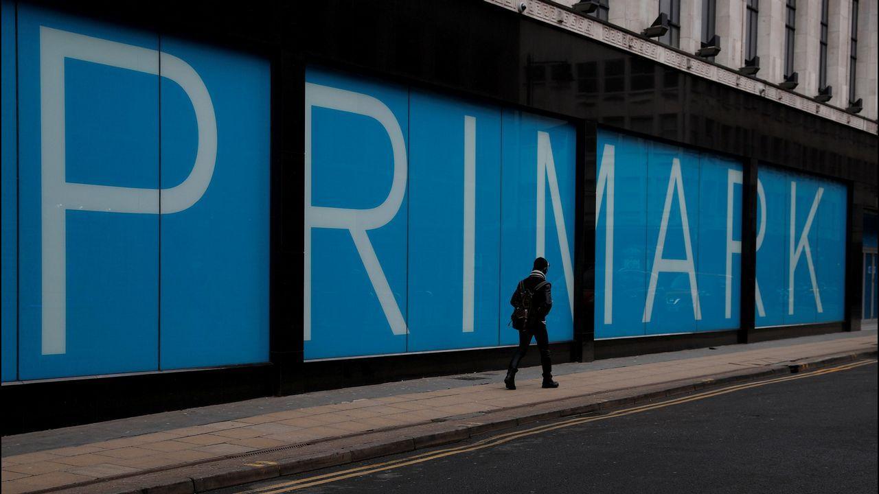 Imagen de archivo de una tienda de Primark en Manchester