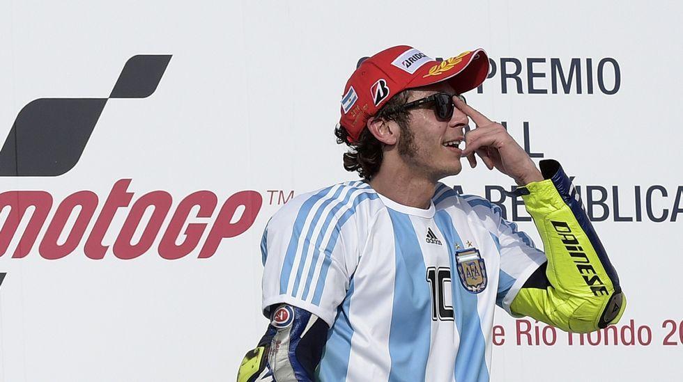 El GP de Argentina de motociclismo, en fotos