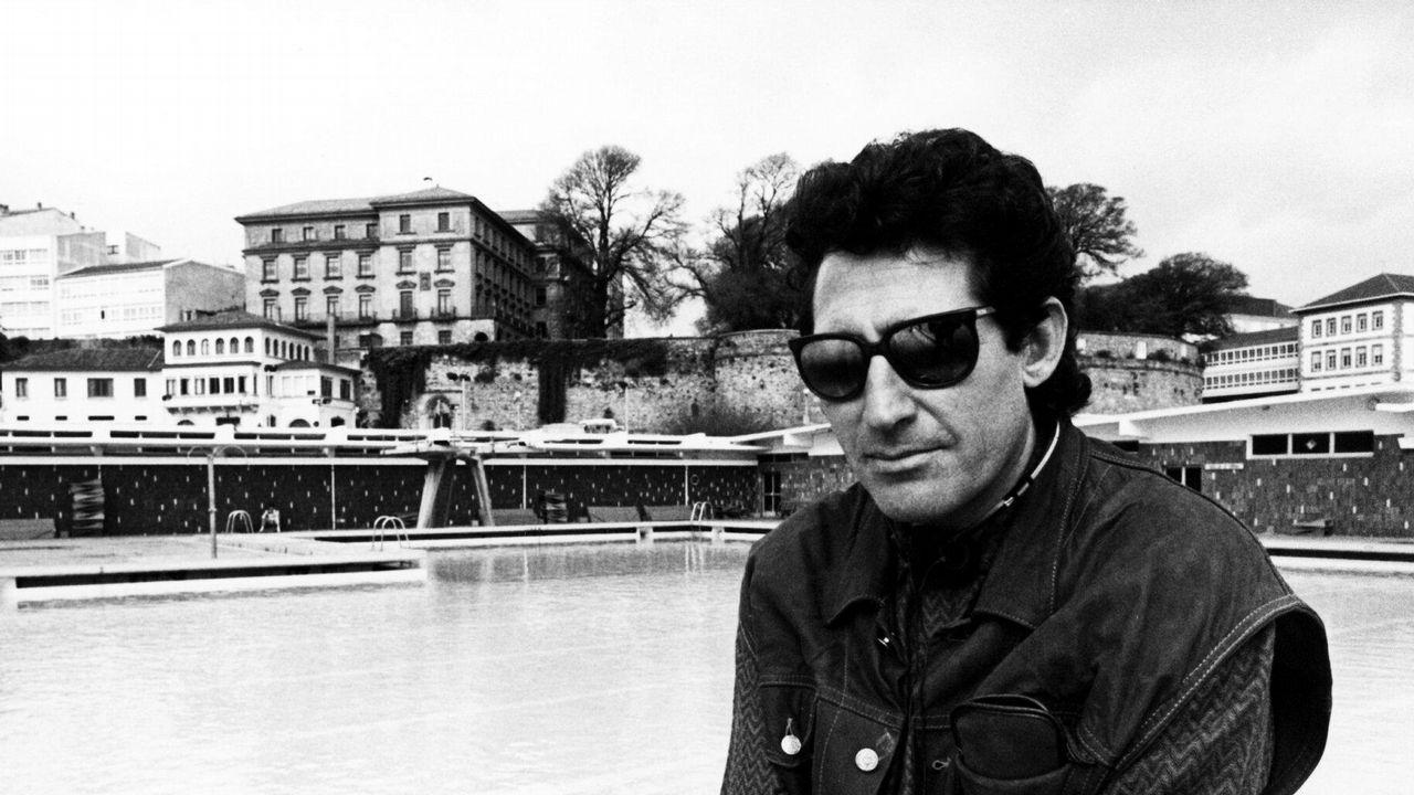 Scorsese, junto a Sergio Sánchez