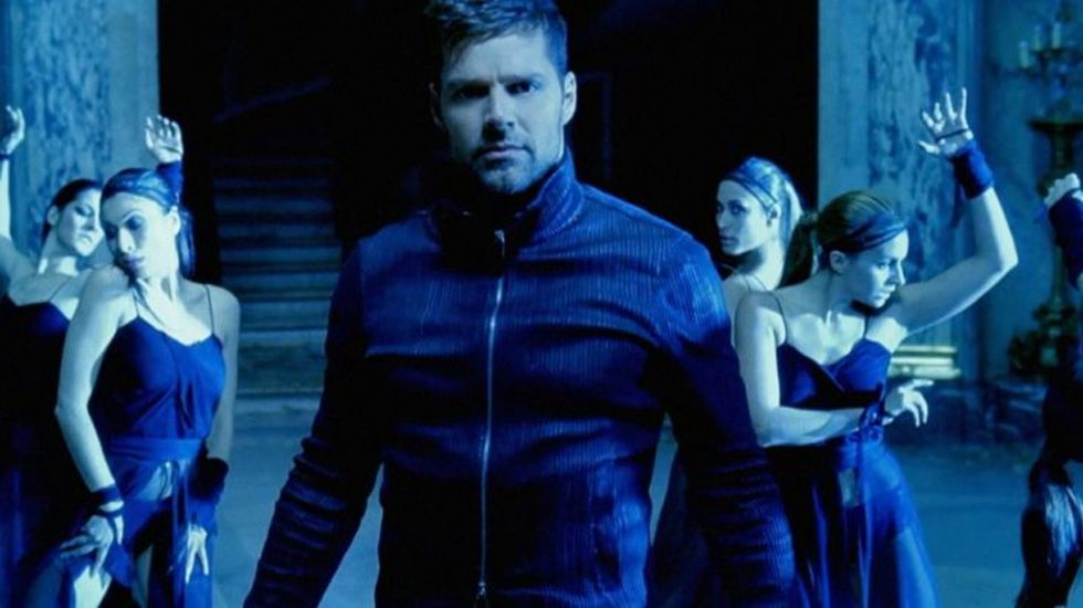 Ricky Martin y «Old Time Rock and Roll».