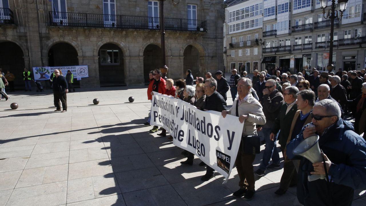 Continúa el conflicto entre vecinos y okupas en el barrio lucense de As Gándaras