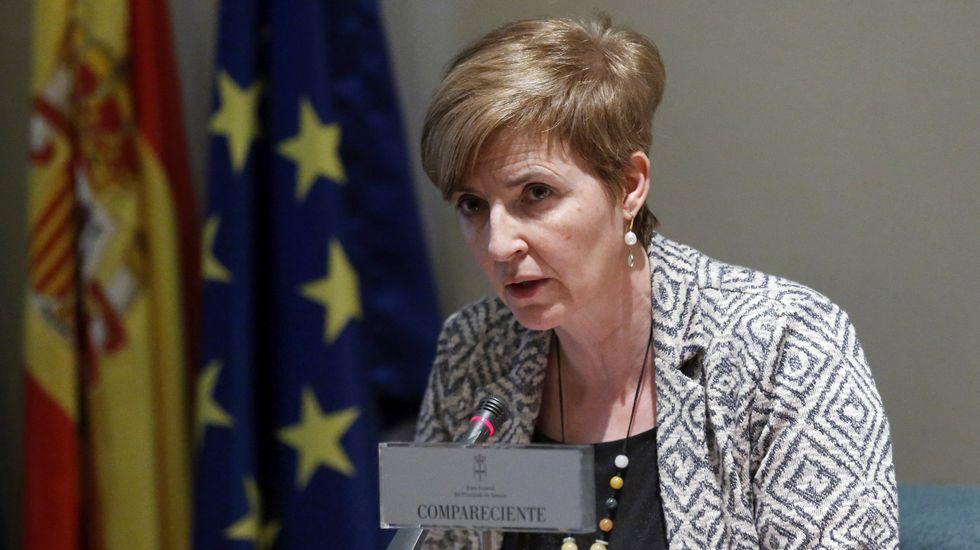 La directora del Sepepa, Luisa Pérez