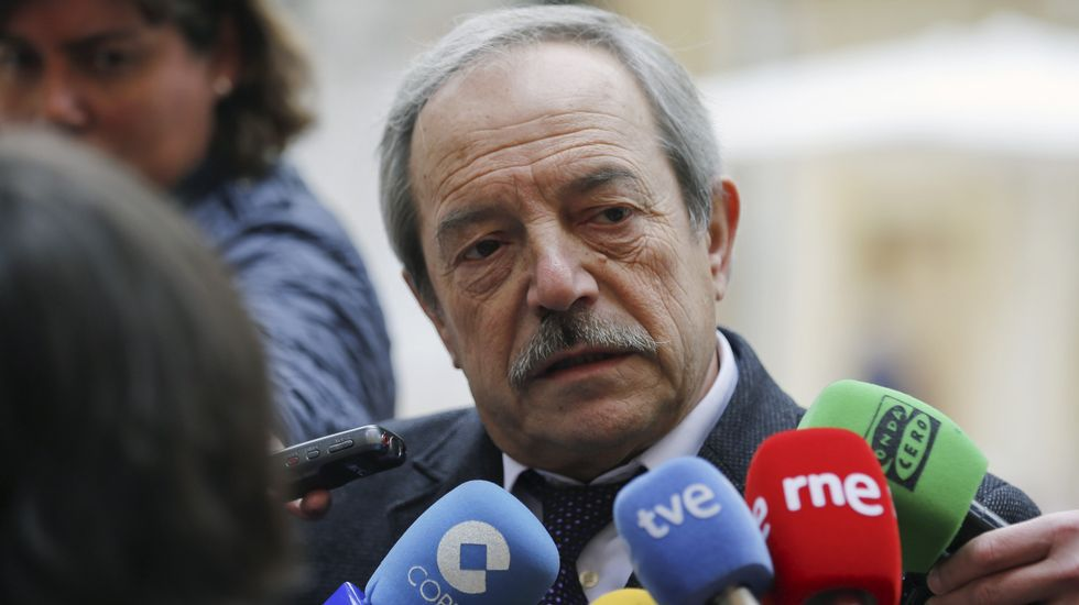 KPS.El alcalde de Oviedo, Wenceslao López