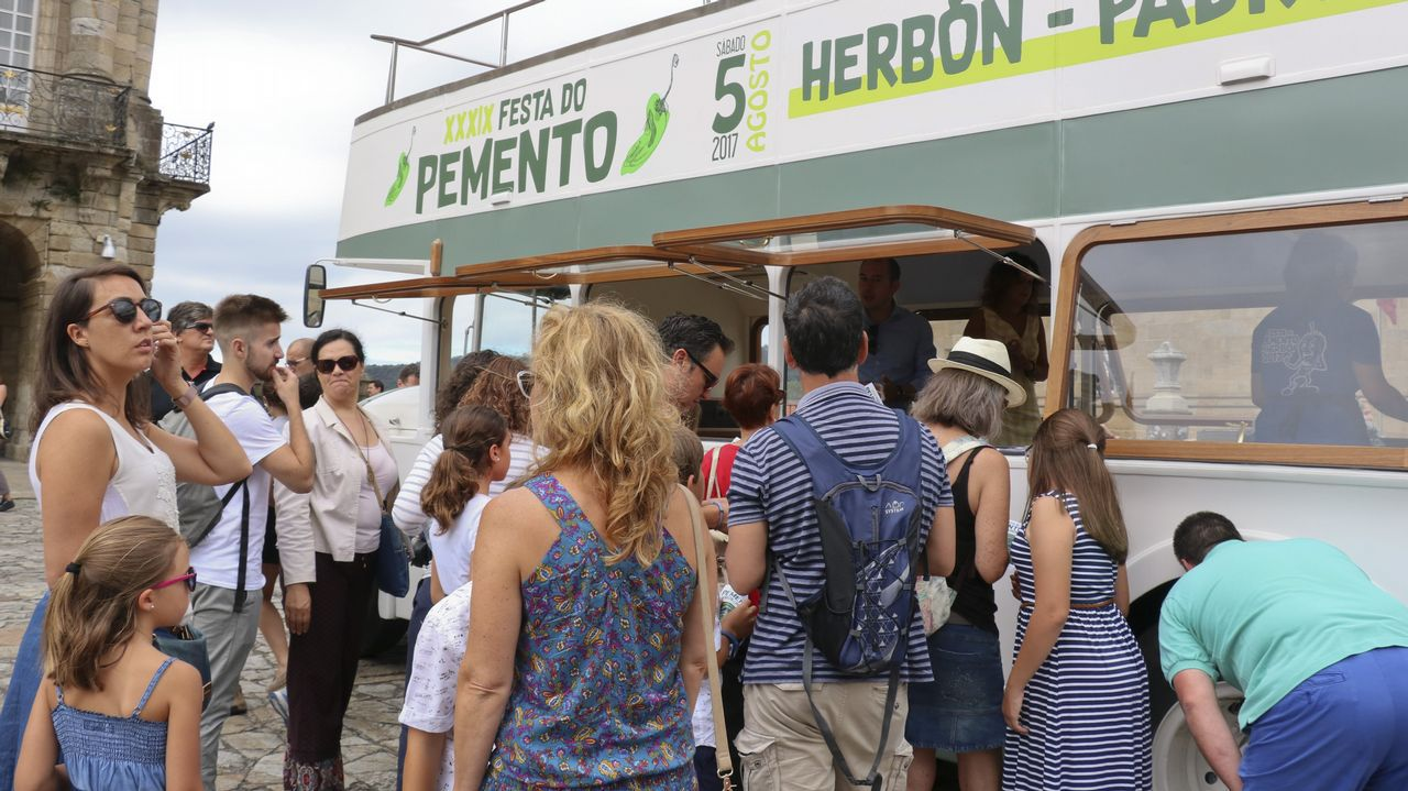 Multitudinaria Festa do Pemento de Herbón