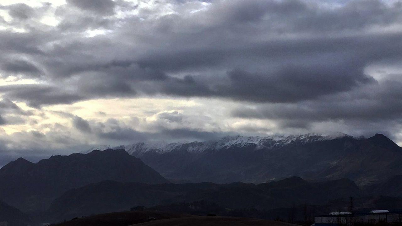 La sierra del Aramo