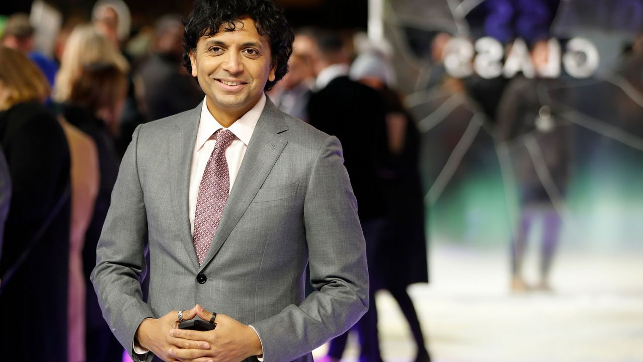 Night Shyamalan, director de cine