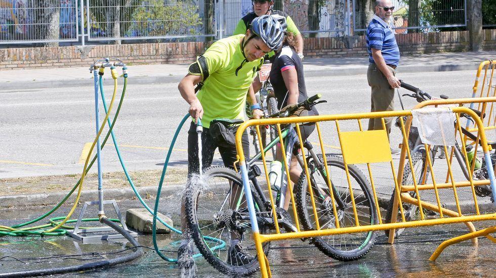 Carrera ciclista Cuatro Picos