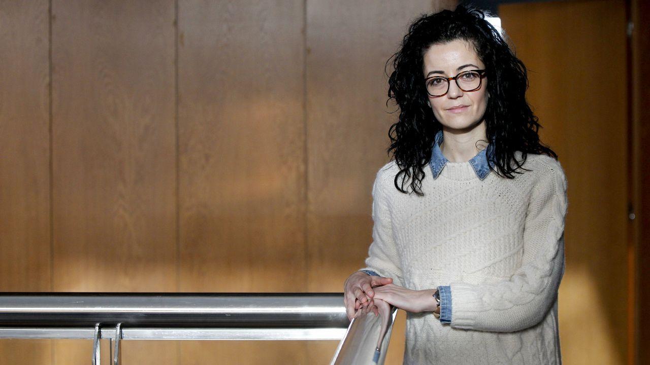 La escritora brasileña de raíces gallegas Nélida Piñon