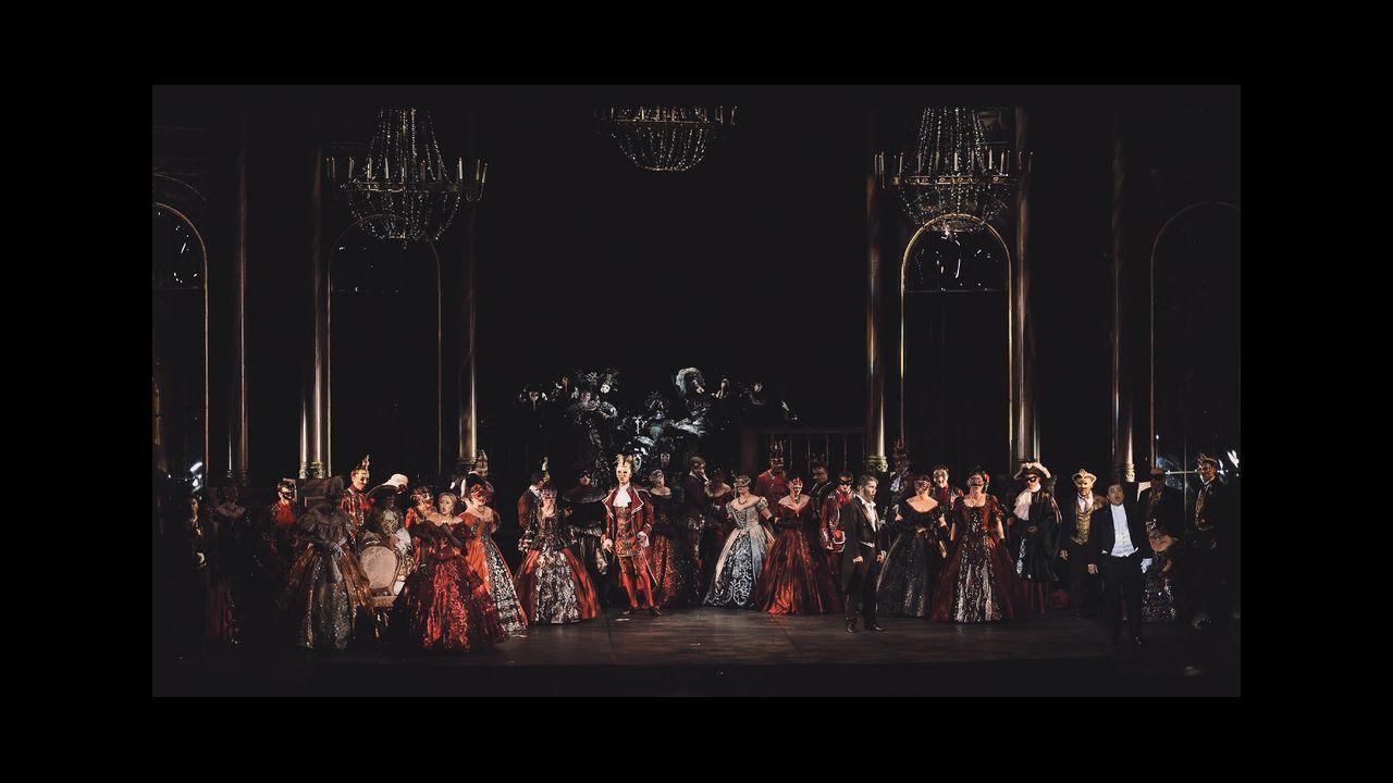 Combo Sandra Fugas 2.«Las tres brujas de Macbeth» (1827), óleo de Alexandre-Marie Colin. Colección particular de Mr. and Mrs. Sandor Korein