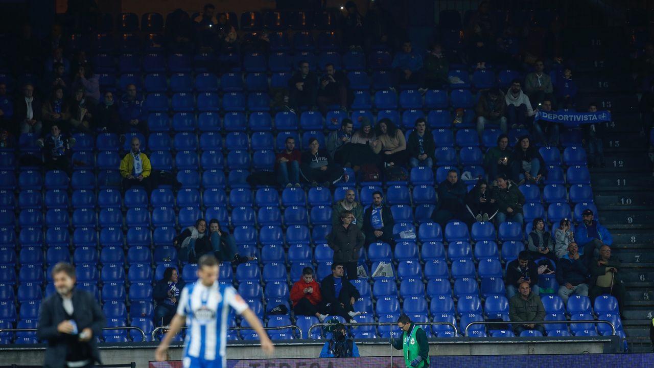 El Deportivo vuelve al trabajo pensando en Almería