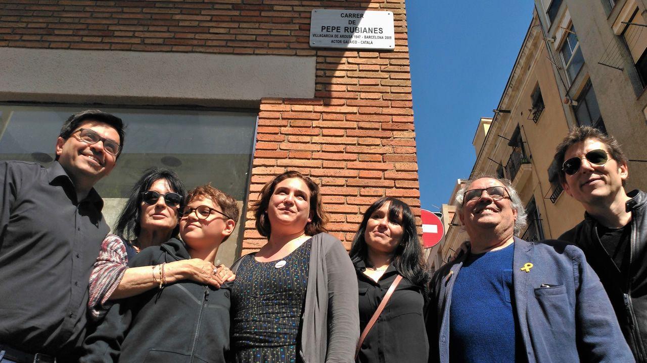 .Homenaje a Pepe Rubianes en Barcelona