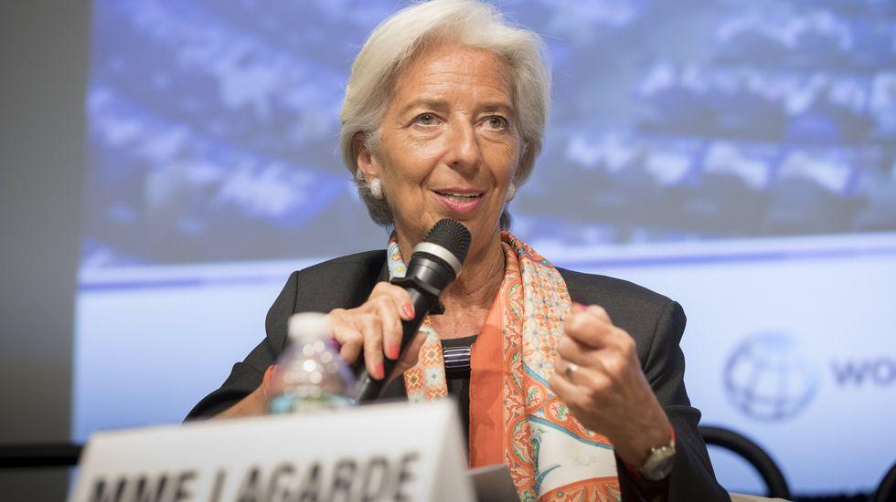PIBH.Ivanka Trump, Christine Lagarde y Angela Merkel