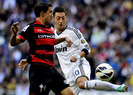 Roberto Lago ha sido titular en siete de los ocho partido disputados.