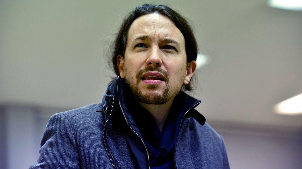 Pablo Iglesias vaticina «acuerdo en todo» en el consejo ciudadano de Podemos.La consejera de Hacienda, Dolores Carcedo, entra en la Junta General del Principado con el proyecto de presupuestos para 2017