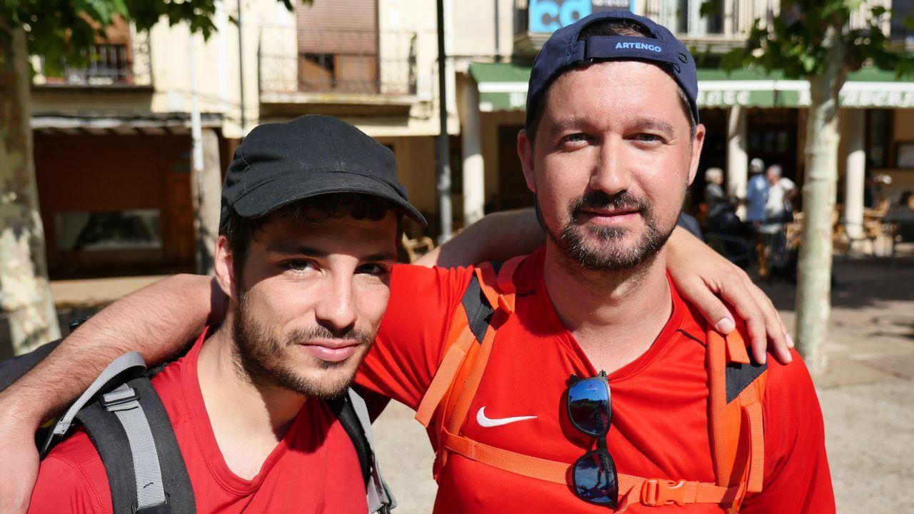 El madriñeño David Núñez y el cacereño Raúl Carrasco son profesores
