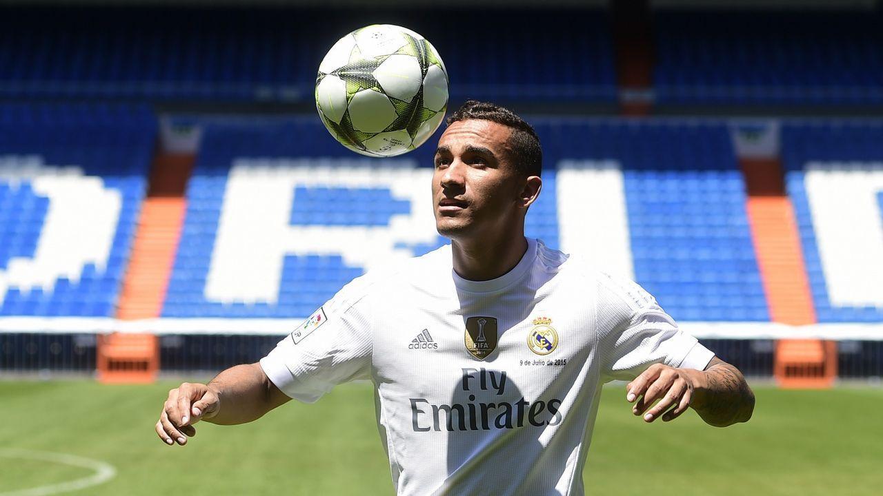 Danilo: 31,5 millones. Vendido en el 2017 al Manchester City por 30, tras una irregular etapa en el Madrid