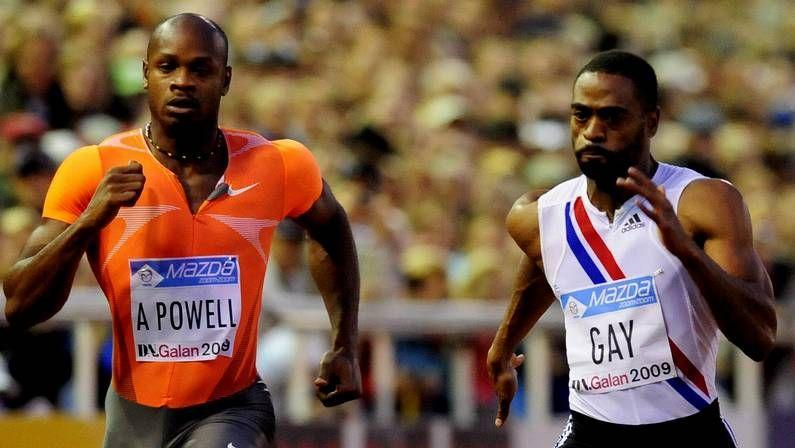 Running.Powell y Gay, en Estocolmo