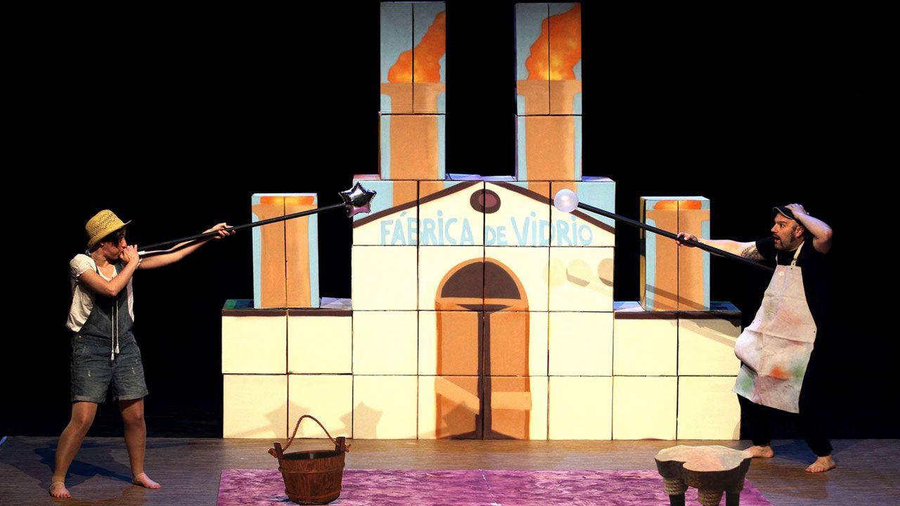 «Elenita», de Con Alevosía Teatro