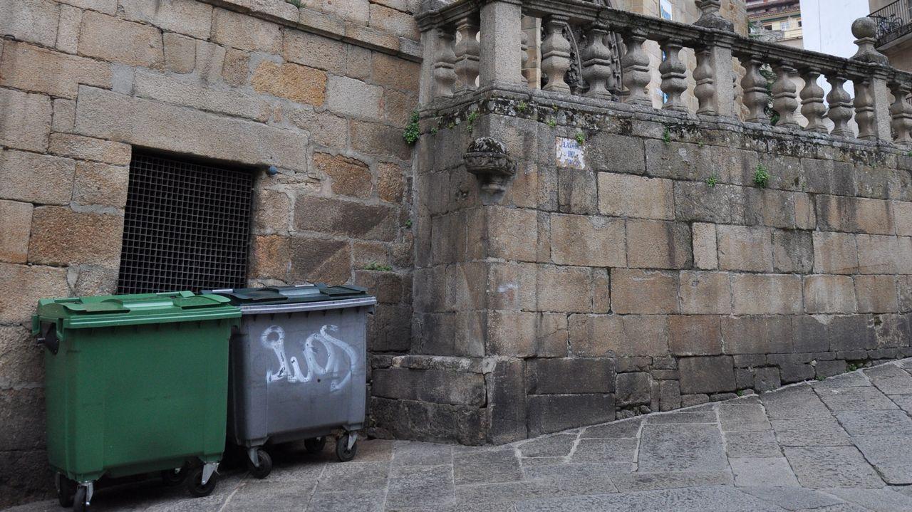 La huella de los grafiteros, en imágenes.Viña Meín