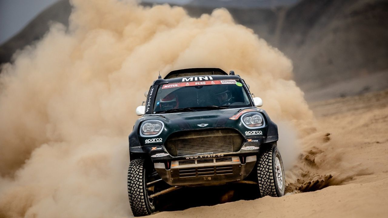 El coche más caro del mundo, en el salón de Ginebra.El piloto australiano Toby Price (KTM) definió el Rally Dakar 2019