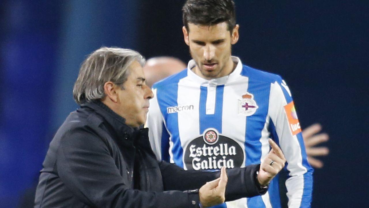 Christian Fernandez Real Oviedo Albacete Carlos Tartiere.Christian Fernández