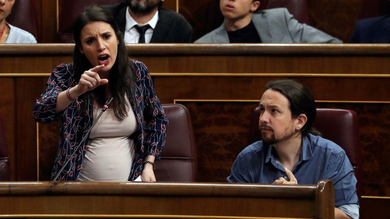 Irene Montero da a luz de forma prematura.Juan de Antonio, fundador de Cabify