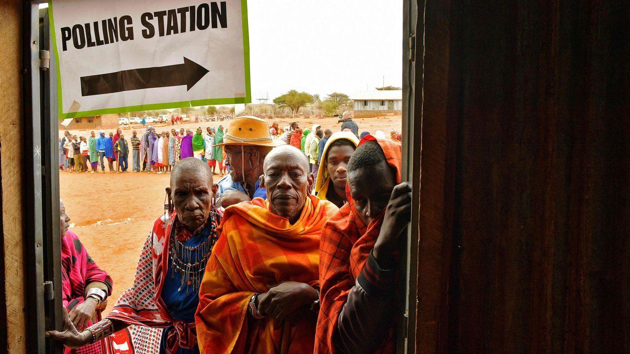 Las protestas en Keniatras las elecciones.Los resultados de la investigación científica tienen indudables consecuencias para nuestra vida diaria