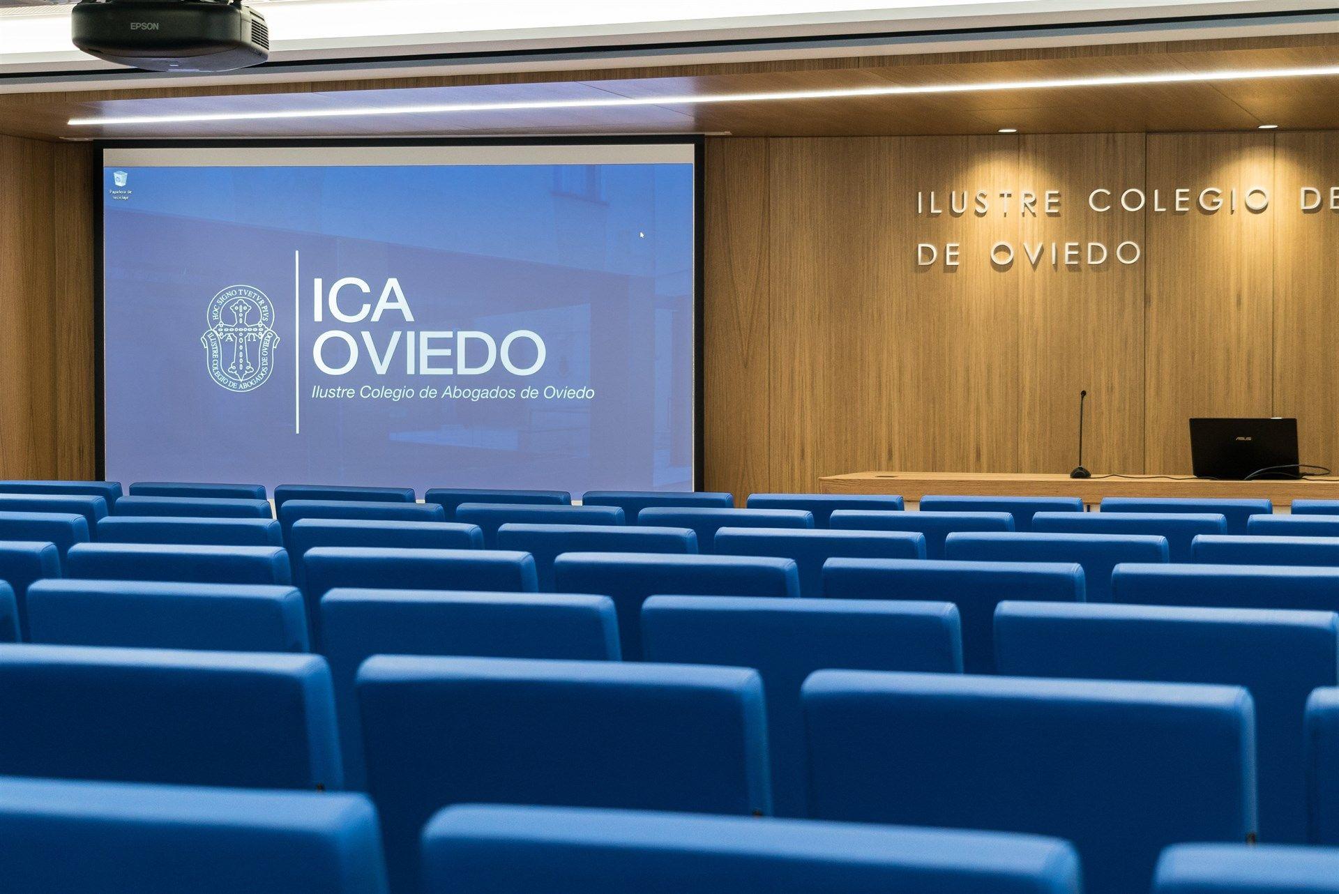 Fábrica de Armas Fábrica de La Vega.Sala del Ilustre Colegio de Abogados de Oviedo