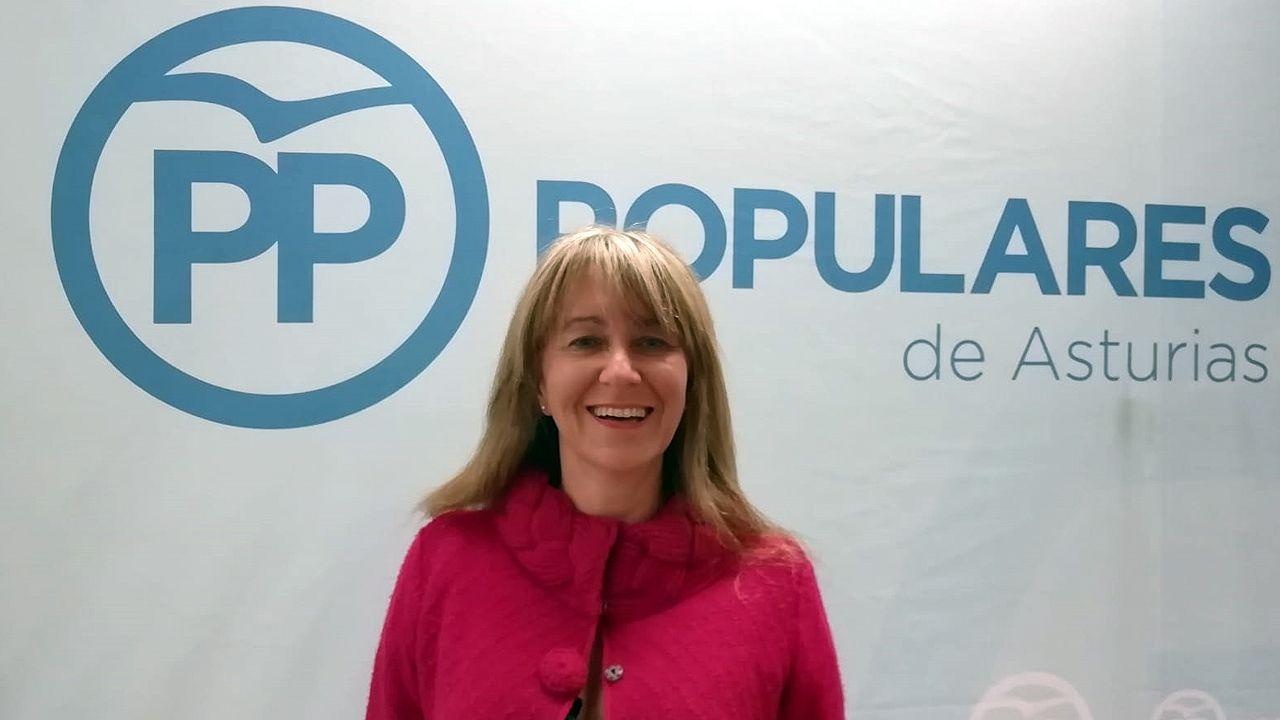El vídeo de Daniel Ripa sobre la presencia en Asturias de los líderes de la derecha en campaña.Paloma Gázquez