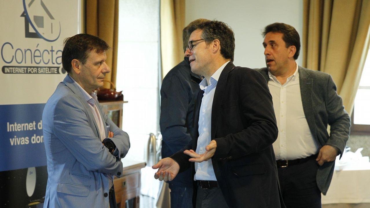 .Hispasat y Eurona, en la presentación del Proyecto Conéctate