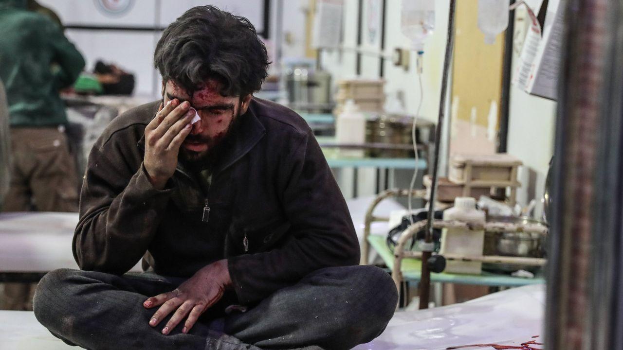 El franciscano de origen sirio Bahjat Karakach, que está en Damasco y hablará de Siria en Padre Rubinos