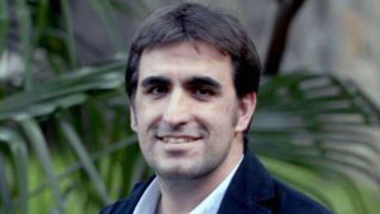 El abogado Daniel Sánchez Bayó