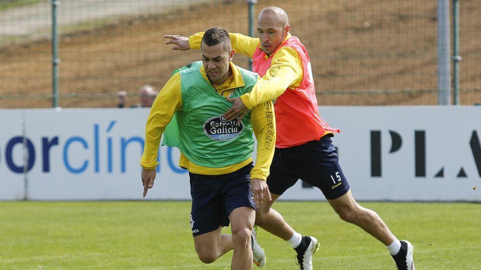 El pique entre Lopetegui y Jorge Jesús.El Liceo goleó al Vic (6-2) en la OK Liga.