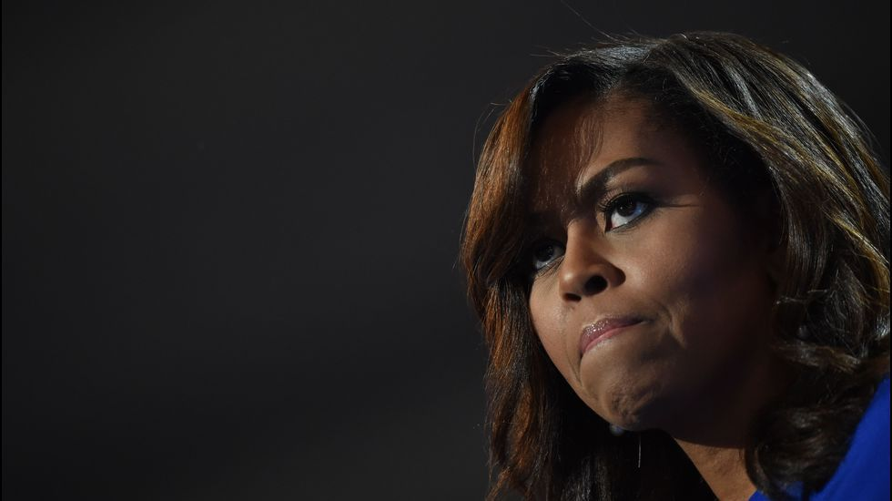 Michelle Obama apoya a Hillary Clinton con un mensaje conmovedor.Longoria con Pablo Motos