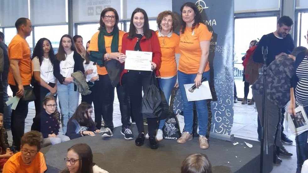 Exitosa Feria de Empleo en Carballo