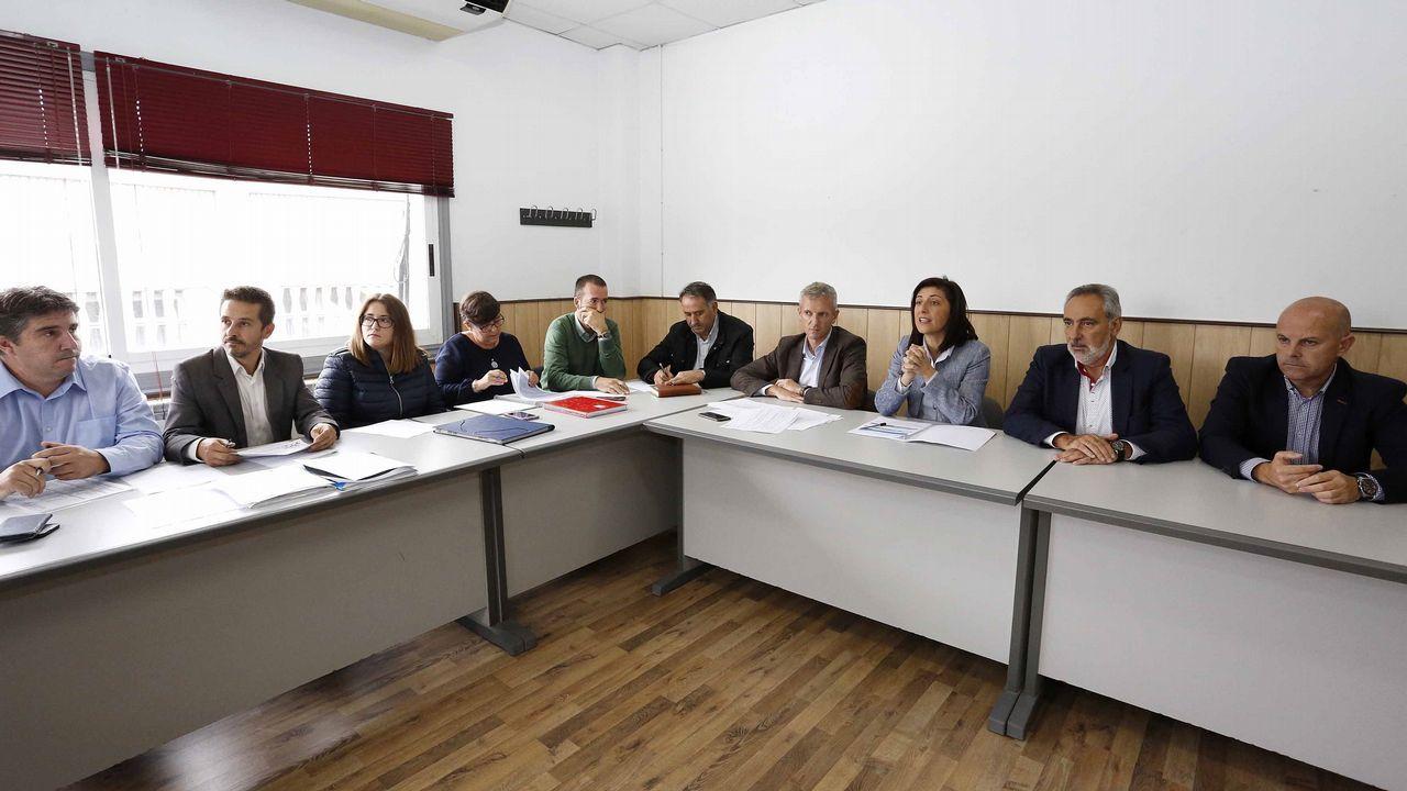 Los sanitarios deO Val Miñor alertan de la gripe con un corto