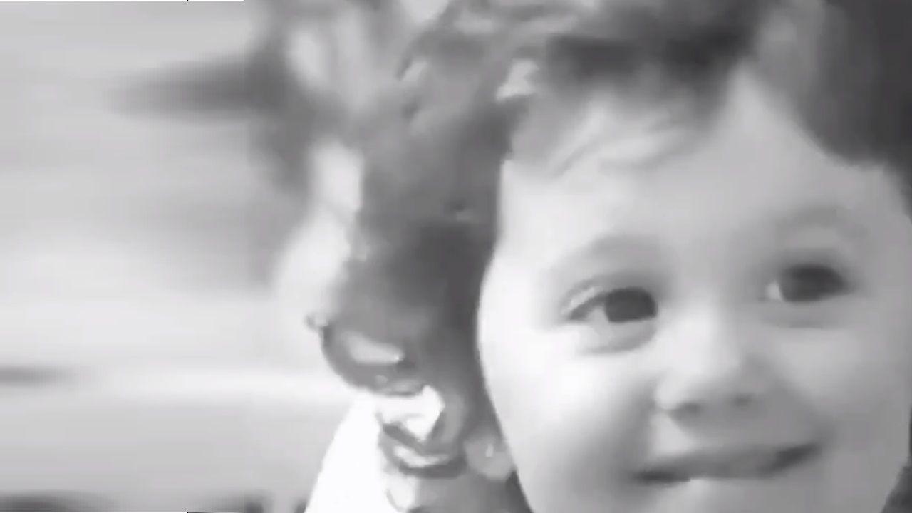 El tierno vídeo de Ariadna Grande por su 25 cumpleaños