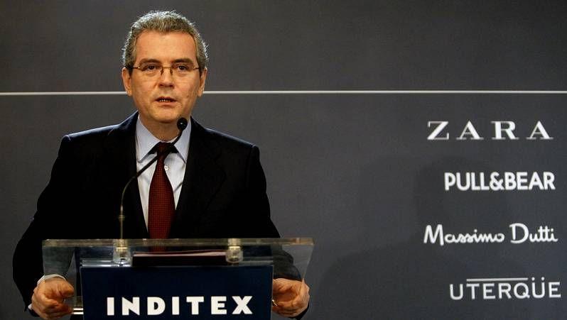 Inditex trabaja en la automatización de la entrada de prendas.
