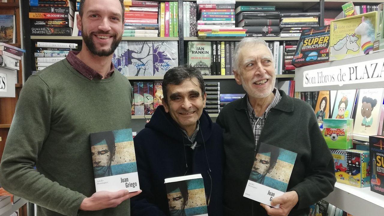 La novela de adolfo dom nguez for Adolfo dominguez la arruga es bella