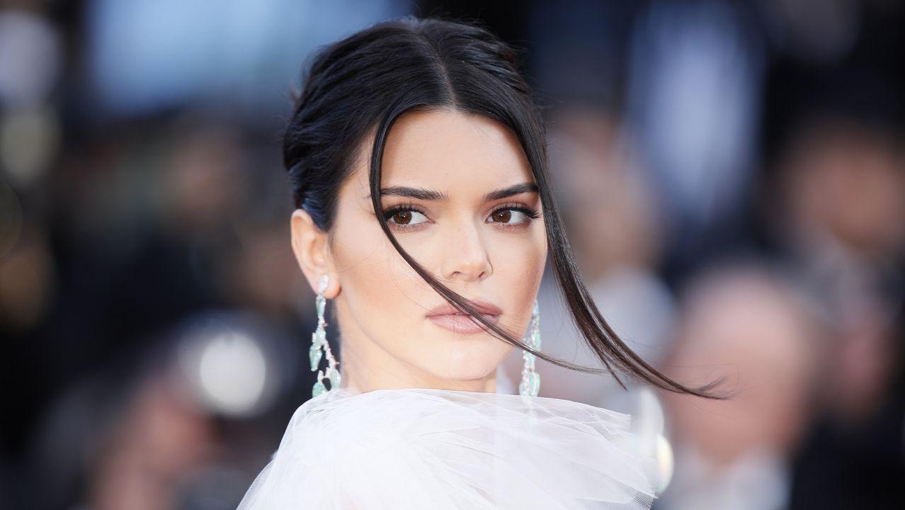 Las transparencias de Kendall Jenner en Cannes.Rachel Weisz