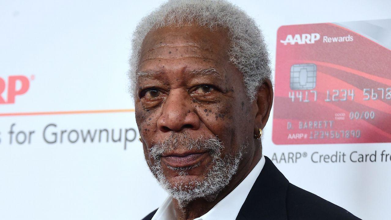 .Morgan Freeman, en una imagen de archivo