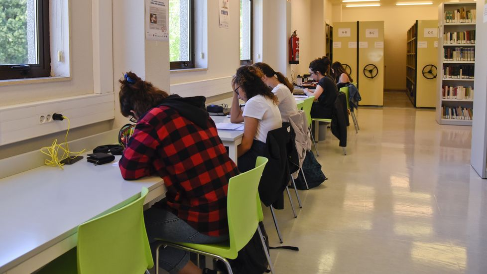 Facultad de Educación en el Campus Sur de Santiago