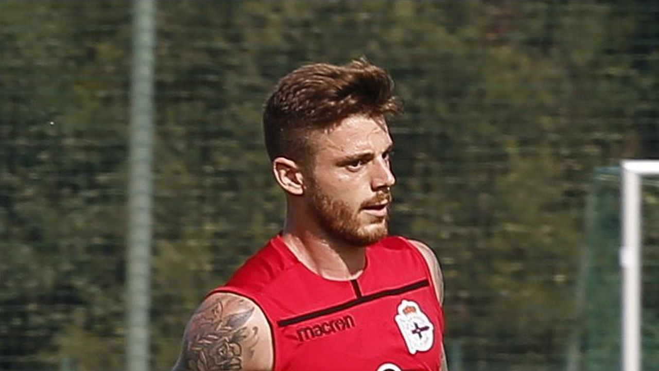Las mejores imágenes del Deportivo - Sporting de Gijón.